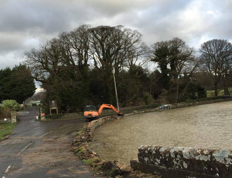 Cumbria Floods 2015