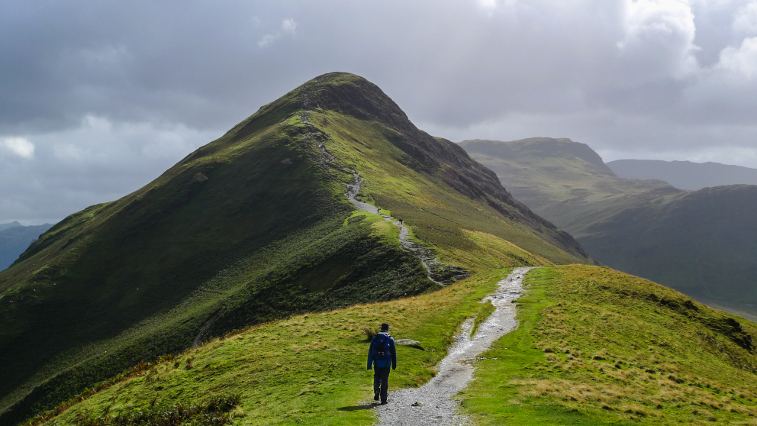 Family Friendly Walks Lake District Cat Bells