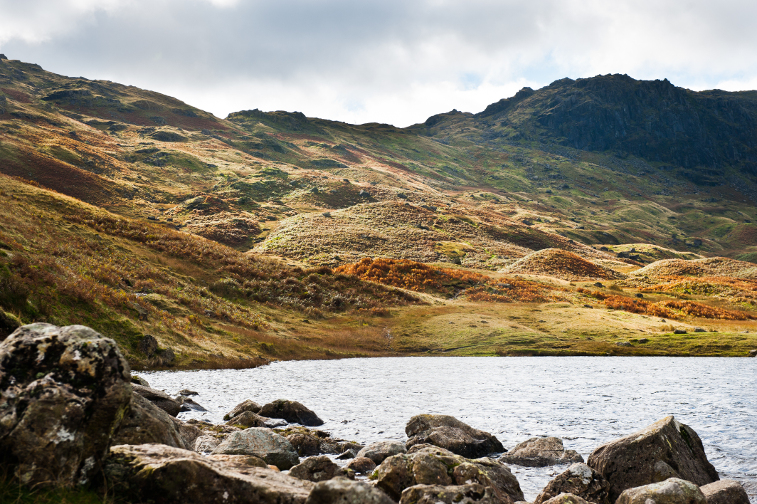 Family Friendly Walks Lake District Easedale Tarn