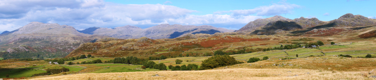 Family Friendly Walks Lake District Eskdale Green