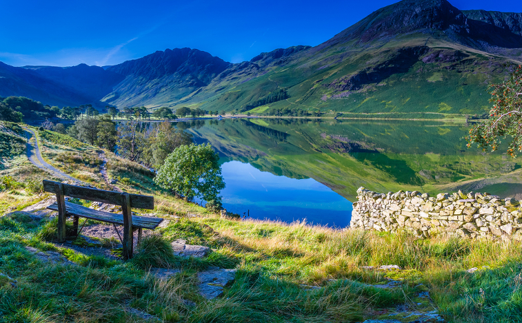 Family Days Out in the Lake District Buttermere