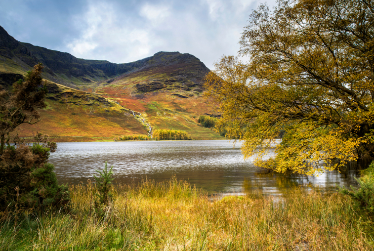 Lake District Autumn Buttermere