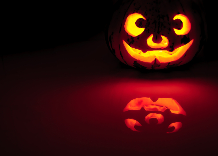 Lake District Halloween
