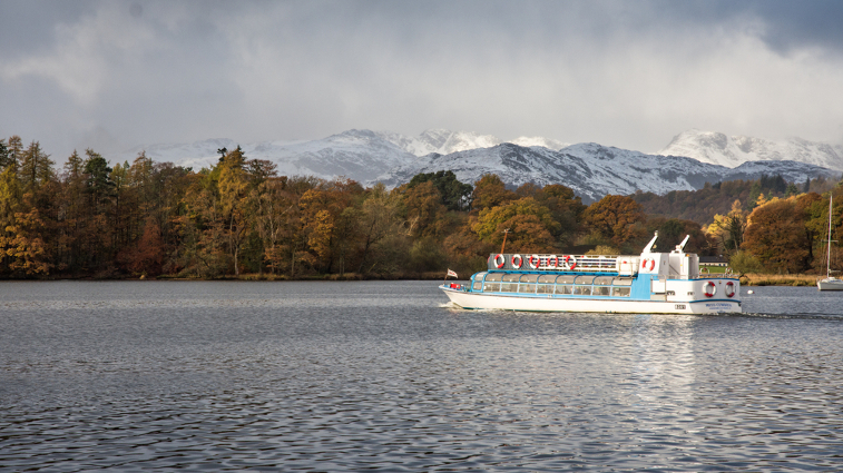 Lake District Autumn Cruise