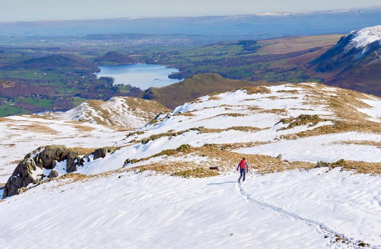 Winter Walk Lake District