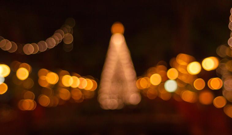 Lake District Christmas Lights