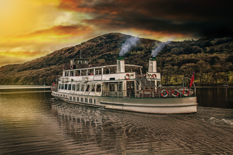 19 Things to do in the Lake District in 2019 steamer