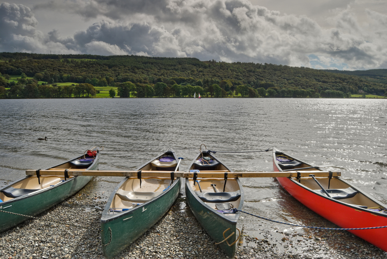 Summer holidays in the Lake District